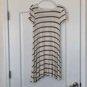 Short sleeve old navy dress size small